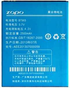 Zopo ZP950 (BT96S) 2500mAh Li-polymer, оригинал