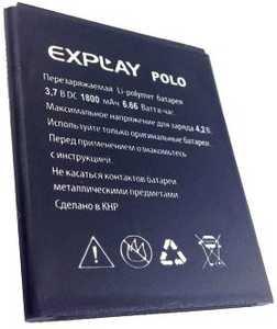 Explay (Polo) 1800mAh Li-polymer, оригинал