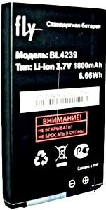 Fly DS113 (BL4239) 1800mAh Li-ion, оригинал