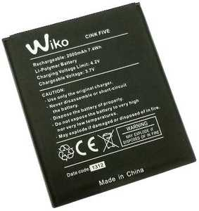 Wiko (Cink Five) 2000mAh Li-ion, оригинал
