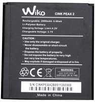 Wiko (Cink Peax 2) 2000mAh Li-polymer, оригинал