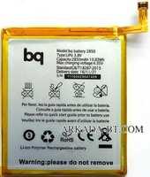 BQ (E5 Aquaris) 2850mAh Li-polymer, оригинал