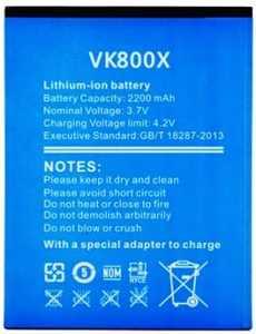 Vkworld (VK800X) 2200mAh Li-ion, оригинал