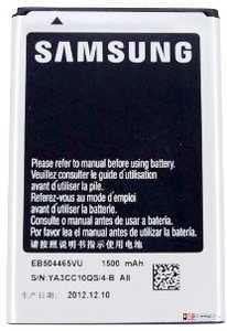 Samsung i5800 (EB504465VU) 1500mAh 5.5Wh, оригинал