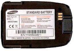 Samsung E370 (ABGE3708BE) 800mAh Li-ion, оригинал