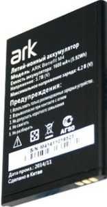 Ark (Benefit M4) 1600mAh Li-ion, оригинал