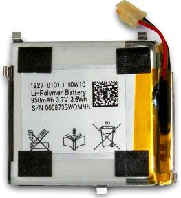 Sony Ericsson X10i mini (1227-8101) 950mAh Li-polymer 3.6Wh, оригинал