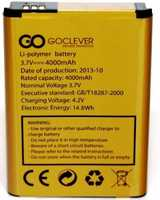 Goclever (Insignia 5) 2000/4000mAh Li-polymer, оригинал