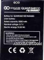 Goclever (Quantum2 500 Rugged) 5000mAh Li-polymer, оригинал