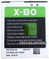 X-BO M9 (KB345360AR) 1800mAh Li-ion, оригинал