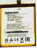 Highscreen (Hercules) 2200mAh Li-polymer, оригинал