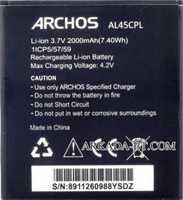 Archos 45B Helium (AC45CPL) 2000mAh Li-ion, оригинал