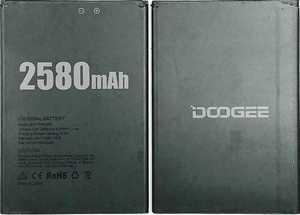 Doogee X20 (BAT17582580) 2580mAh Li-ion, оригинал