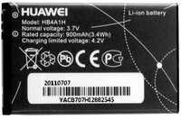 Huawei U120 (HB4A1H) 900mAh Li-ion, оригинал