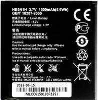 Huawei Y330 (HB5N1H) 1500mAh Li-ion, оригинал