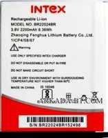 Intex (BR22024BR) 2200mAh Li-ion, оригинал