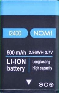 Nomi i2400 (NB-5C) 800mAh Li-ion, оригинал