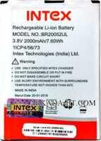 Intex (BR20052UL) 2000mAh Li-ion, оригинал