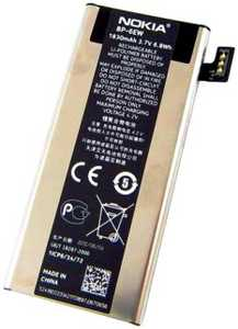 Nokia Lumia 900 (BP-6EW) 1830mAh Li-polymer 6.8Wh, оригинал