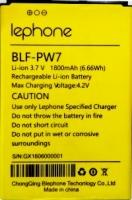 Lephone W12 (BLF-PW12і) 2000mAh Li-ion, оригинал
