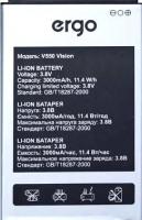 Ergo (V550 Vision) 3000mAh Li-polymer, оригинал