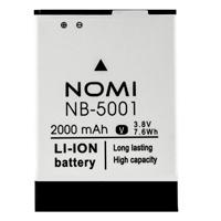 Nomi i5001 (NB-5001) 2000mAh Li-ion