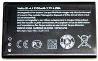 Nokia Lumia 620 (BL-4J) 1300mAh Li-ion 4.8Wh, оригинал