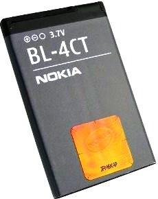 Nokia 5310 (BL-4CT) 860mAh Li-ion 3.2Wh, оригинал