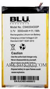 Blu (C946304300P) 3000mAh Li-ion, оригинал