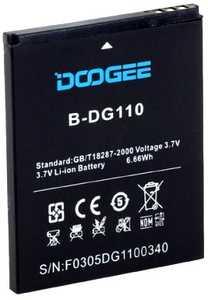 Doogee (B-DG110) 1800mAh Li-ion, оригинал