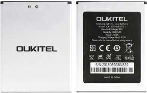 Oukitel (C4) 2000mAh Li-ion, оригинал