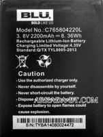 Blu (C765804220L) 2200mAh Li-ion, оригинал