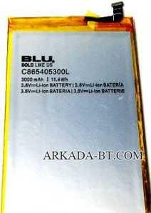 Blu (C865405300L) 3000mAh Li-ion, оригинал