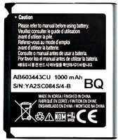 Samsung S5230 (AB603443CU) 1000mAh Li-ion 3.70Wh, оригинал