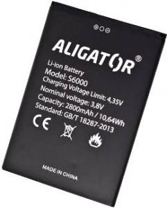 Aligator S6000 (AS6000BAL) 2800mah Li-ion, оригинал