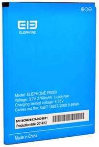 Elephone (P6000) 2700mAh Li-polymer, оригинал