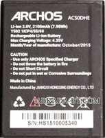 Archos 50D Helium (AC50DHE) 2100mAh Li-ion, оригинал