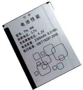 ThL (W6) 2300mAh Li-ion, оригинал
