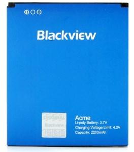 Blackview (Acme) 2200mAh Li-polymer, оригинал