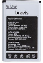 Bravis (Base) 800mAh Li-ion, оригинал