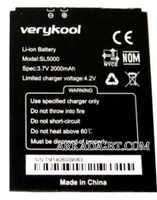 Verykool (SL5000) 2000mAh Li-ion, оригинал