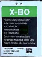 X-BO O1 (KB316987AR) 3200mAh Li-ion, оригинал
